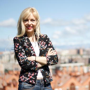 Luz Jurado, psicóloga - Psicólogo a domicilio en Madrid
